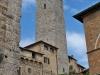 San Gimignano, Piazza cisterna