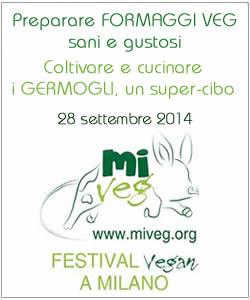 MIVEG 2014, festival vegan a Milano