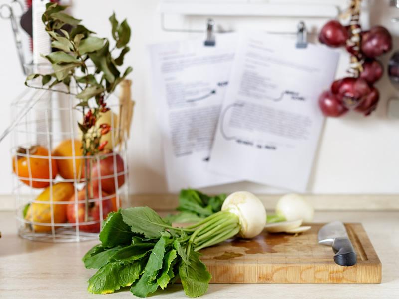 """Backstage libro """"Orto e cucina. Coltivare naturale, cucinare vegetale"""", Moka Libri, 2016 - Foto www.alicemartini.com"""