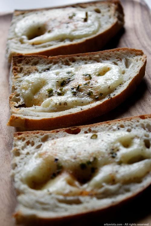 brunch con bruschette e formaggi vegan erbaviola.com