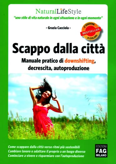 La copertina della seconda edizione 2012. L'autrice non è la signora in copertina.