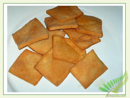 Senza Lievito Cracker di Okara Senza Lievito