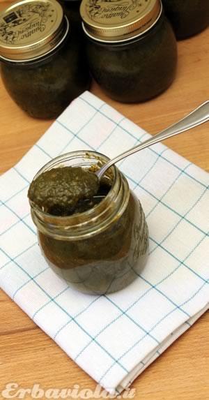 Dado vegetale fatto in casa - ricetta Erbaviola.it