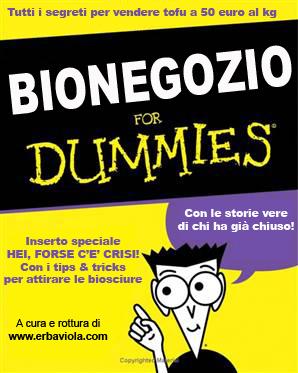 Bionegozio for dummies