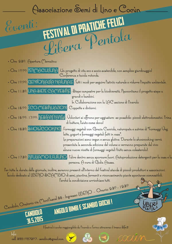 libera pentola 2015 - festival di pratiche felici