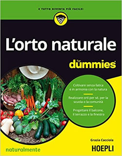 L'orto naturale for Dummies, Hoepli