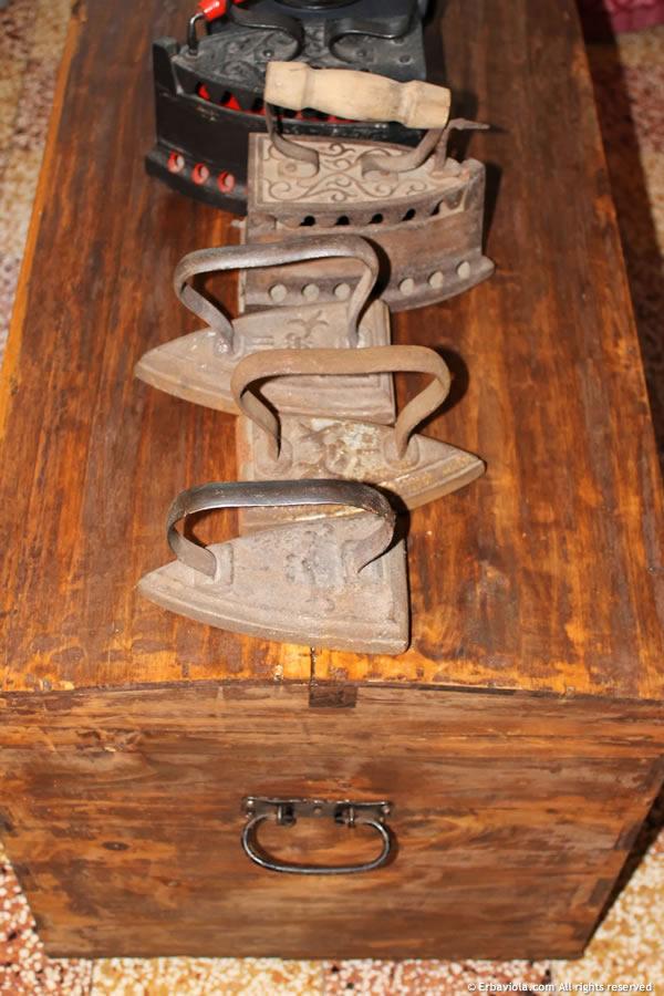 piegatura a vapore con pesi delle tavole superiori