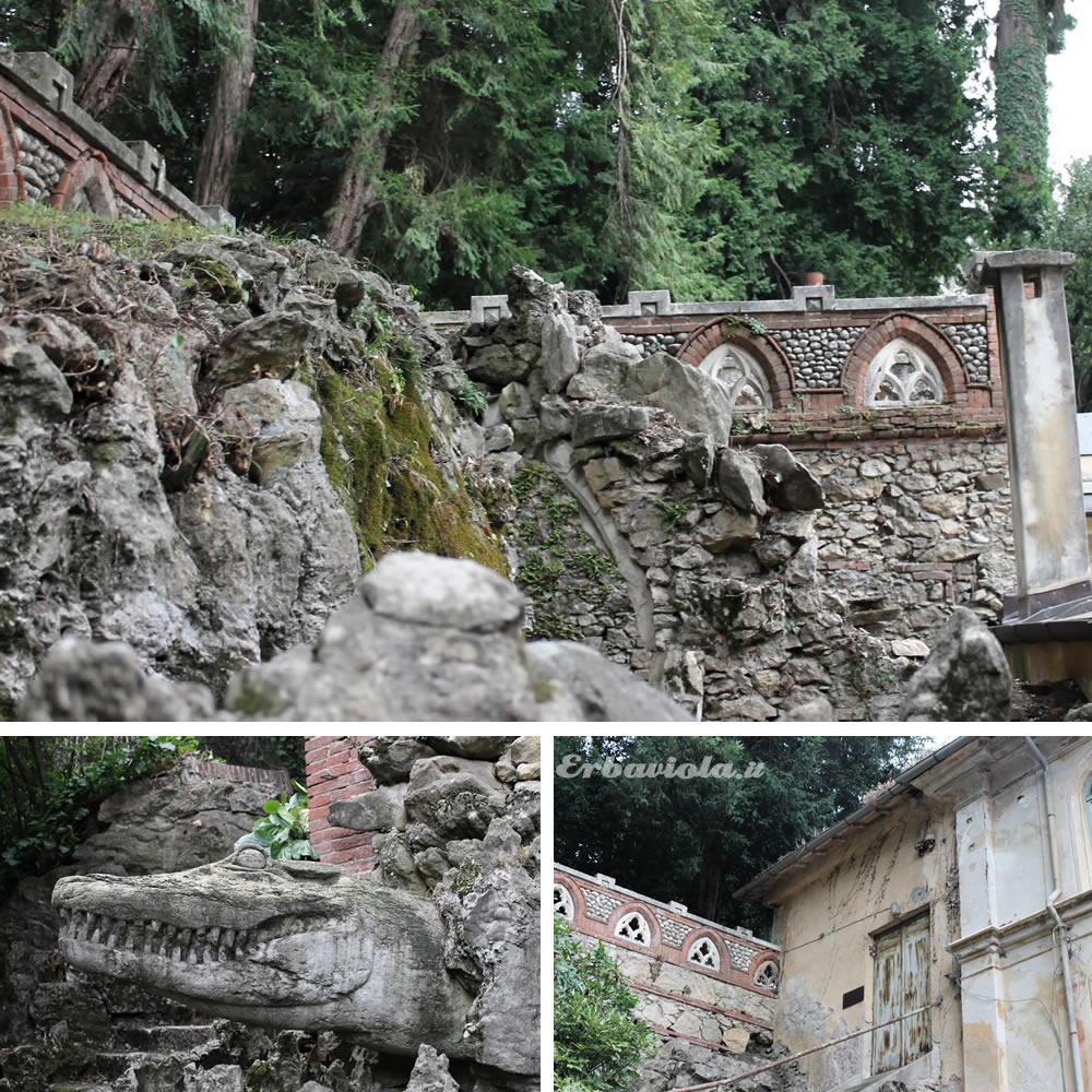Dettagli Giardino Jacquard - Schio