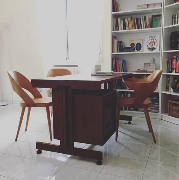acquisti dell'estate: scrivania e sedie