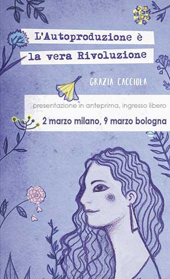 presentazione libro a Milano e Bologna, ingresso libero