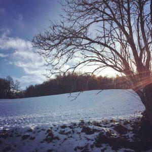 neve in scioglimento