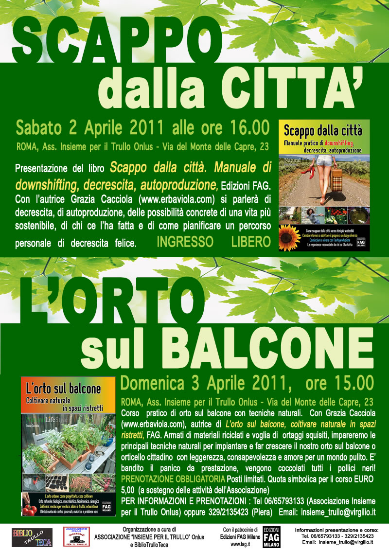 2-3 Aprile 2011 Roma