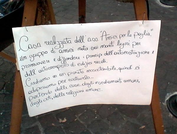 Amici della paglia - case di paglia - erbaviola.com