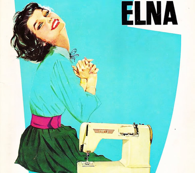 Elna Supermatic