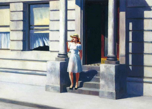 summer - hopper