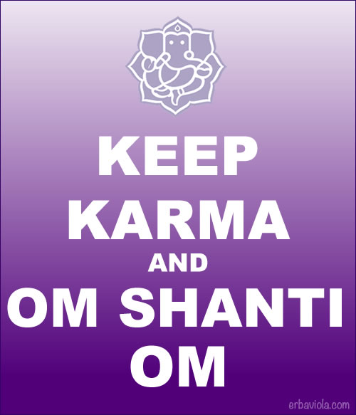 keep calm, karma, lavorare da casa, downshifting