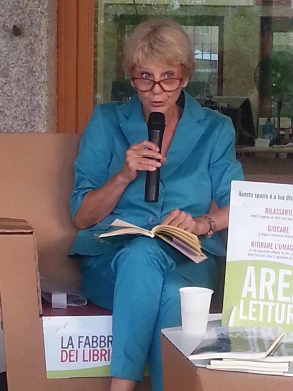 maria paola canozzi al festival della letteratura di milano