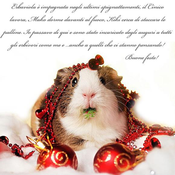 Buone feste grazia cacciola for Animali a natale